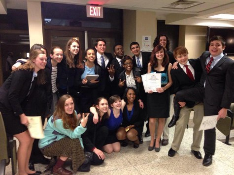 Mock Trial Makes It to State