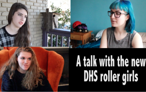 A talk with Decatur's roller girls