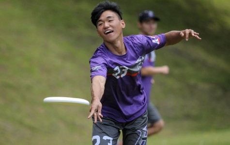Ultimate frisbee offers safe environment for Atlantans
