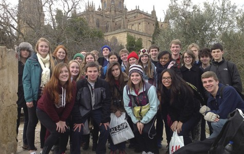Students soon travel to Spain