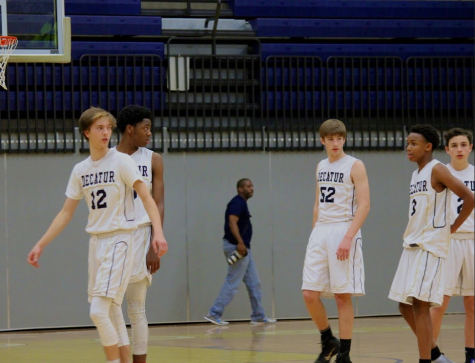 The disappointing finish for JV basketball