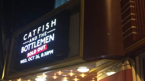 Catfish and the Bottlemen rock Variety Playhouse