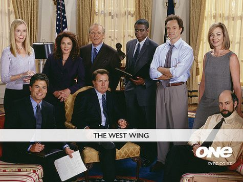 The West Wing: the fiction and the reality