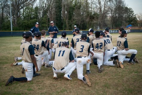 Baseball team approaches core of region play