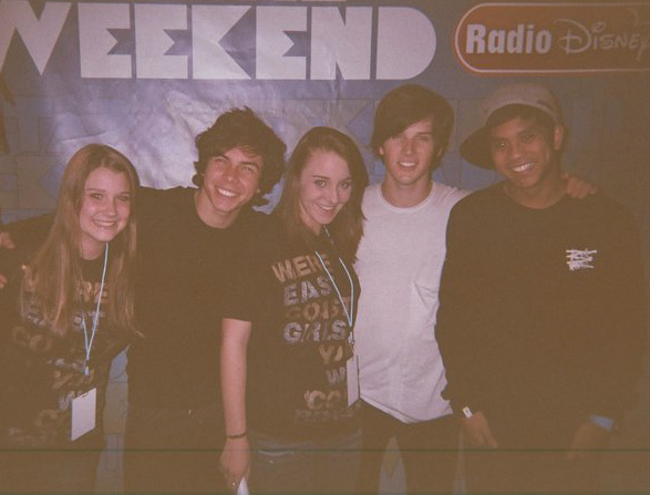 Allstar Weekend 2