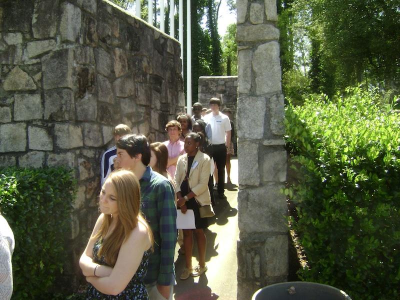 Holocaust Memorial trip 4
