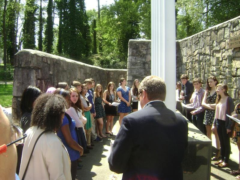 Holocaust Memorial trip 5