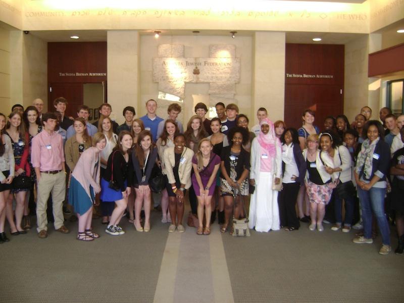 Holocaust Memorial trip 7