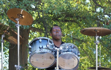 The music man: Junior musician stands out