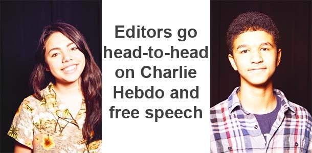 Editors go head-to-head on Charlie Hebdo and free speech