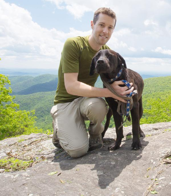 Jake and Champlin make up the duo that is Atlanta Trails.