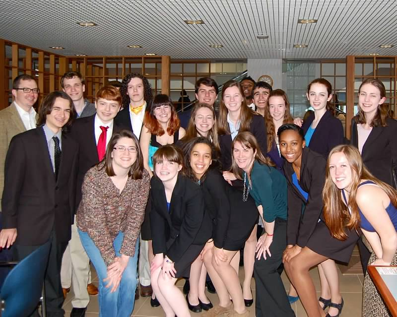 Mock Trial continues to district competition