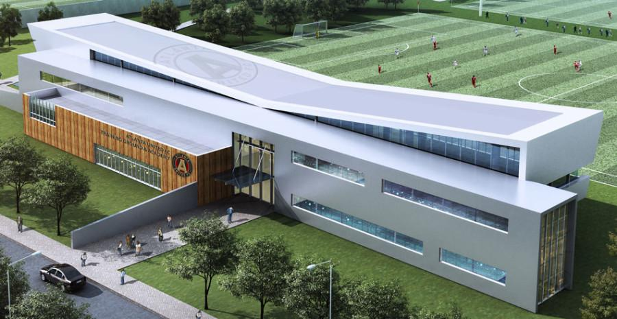 Georgia's First MLS franchise to build training facility