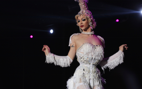 RuPaul's Drag Race winner Violet Chachki lip-syncs to the song