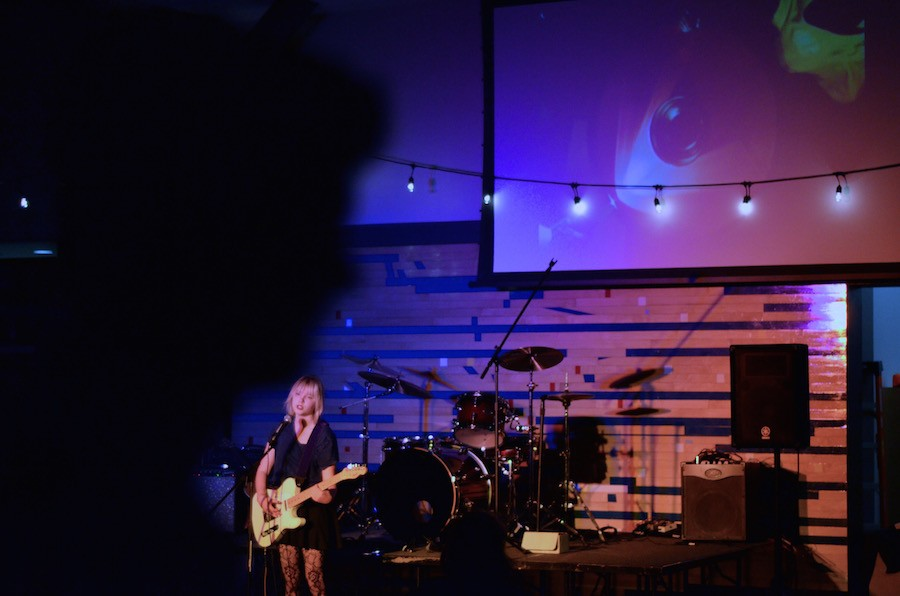 Decatur musicians play at local church