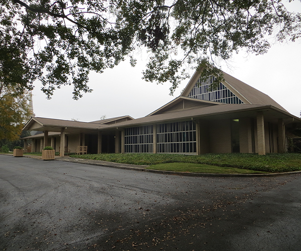 The Decatur Church of Christian Science is on Clairmont AVE across from Clairmont Oaks retirement home. A local broadcasting station once did a story about Scientology and mistakenly used an image of this church. The church had to file a correction statement.