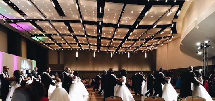The tradition of the cotillion