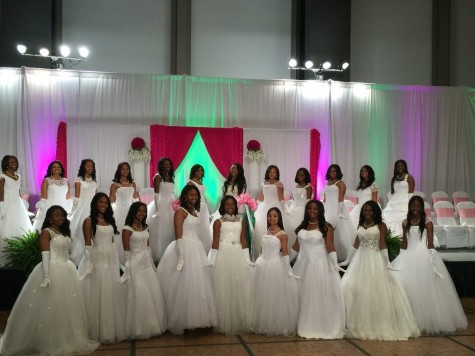 On Saturday, March 19, 2016, the Forever Pink Foundation, Inc. hosted its thirty-first debutante cotillion at the Atlanta Marriott Marquis. The debutantes, all high school seniors, were able to spend nearly five months together in rehearsal and bonding activities.