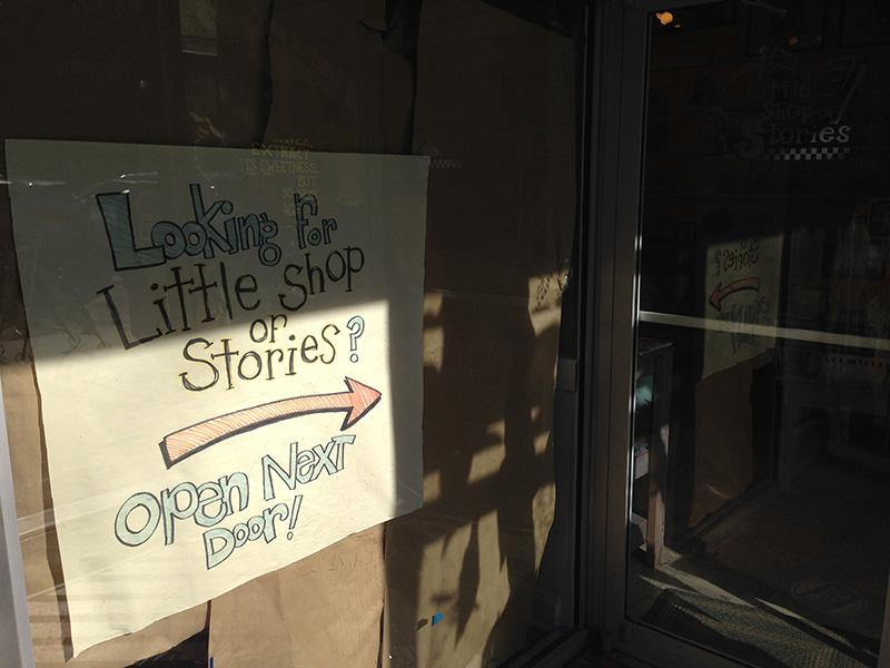 Little Shop of Stories expands to Vivid Botique