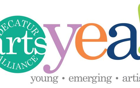 Students participate in YEA art event