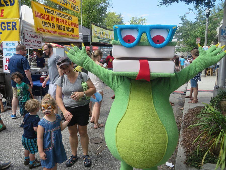 Decatur Book Fest full of suprises
