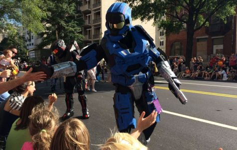 The Dragon Con Parade celebrates another successful year