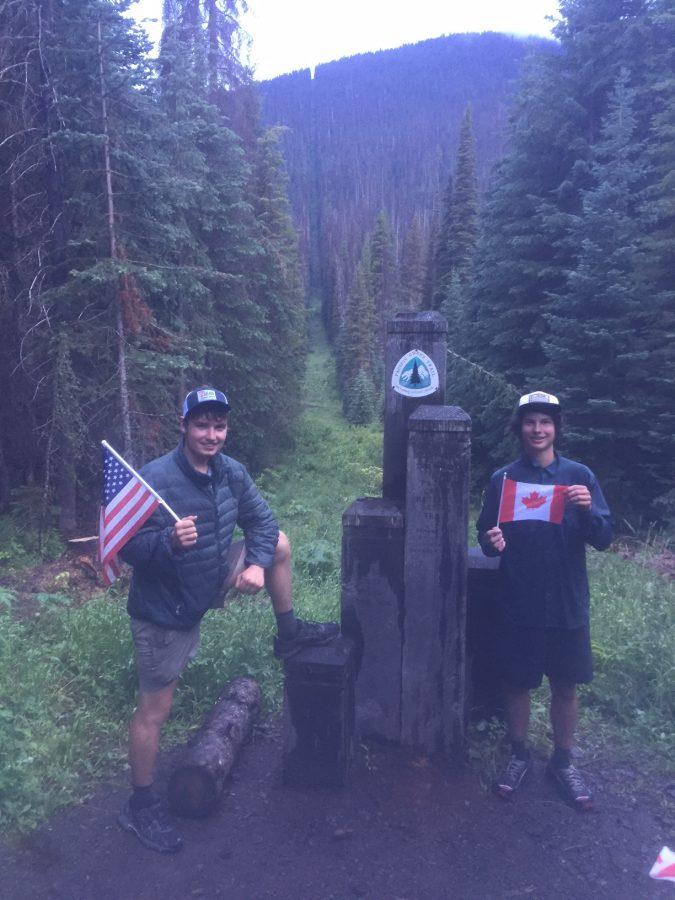 August 8- The end of the trail. Will said  finishing was actually kind of anticlimactic, despite the fact the pair finished in near-record time. Id encourage anyone who is interested in adventure [to hike the PCT], Will said. Go out there, reach for the stars, you might surprise yourself.