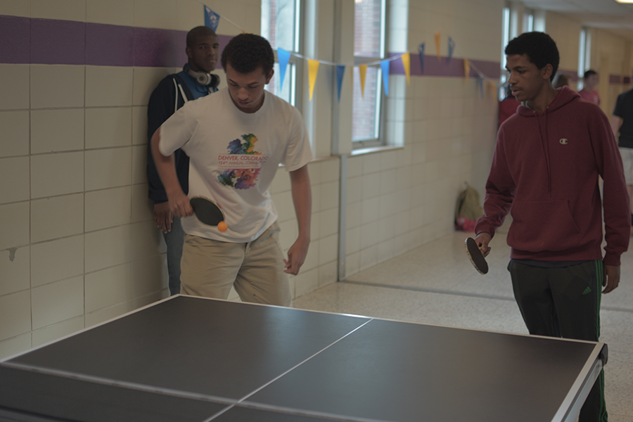 Ping Pong Club gains popularity