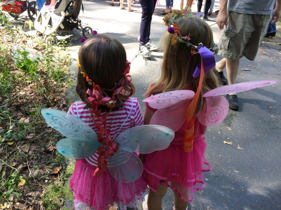 Fairies fly into Decatur