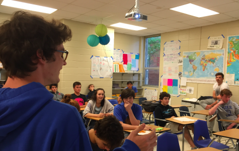 Investment Club holds first meeting