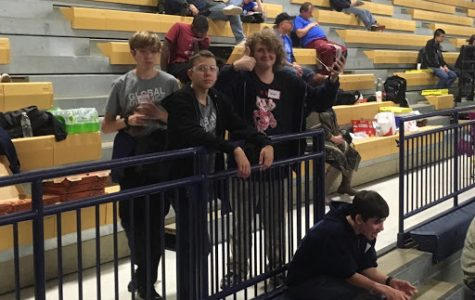 Robotics team attends first competition