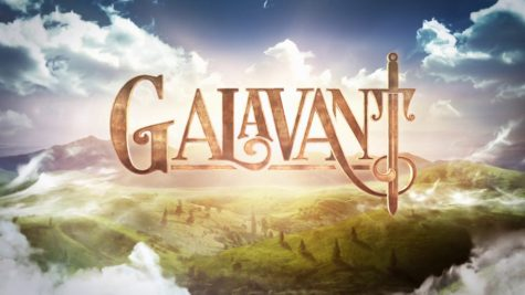 """Galavant,"" filmed exclusively in England, was originally billed as a four episode ""comedy extravaganza."" In May 2015, the show was renewed for a second season, the first episode of which was titled ""A New Season aka Suck It Cancellation Bear."""