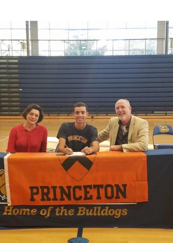Sam Ellis commits to academic powerhouse