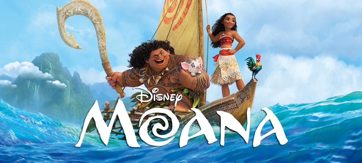 Moana is here to stay