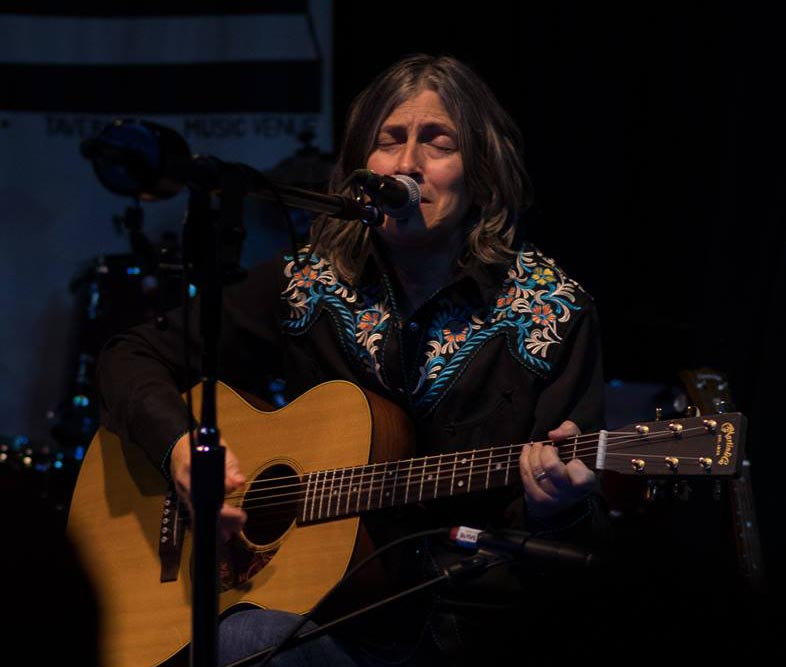 Becky Shaw performs at Eddies Attic