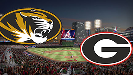 UGA baseball to open SunTrust Park