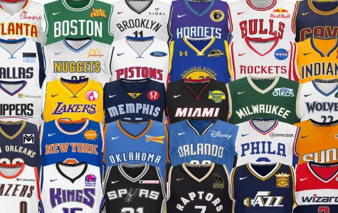 Ranking the new NBA uniforms