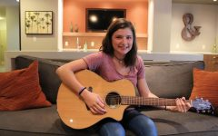 Sophomore creates distinct musical image in a family full of talent