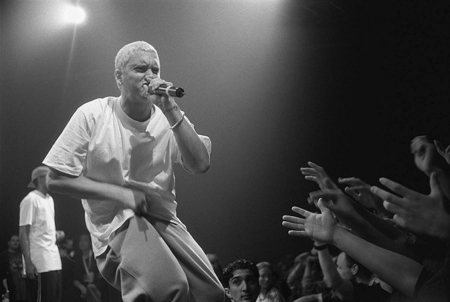 Trump has yet to respond to Eminem's attack on his presidency.