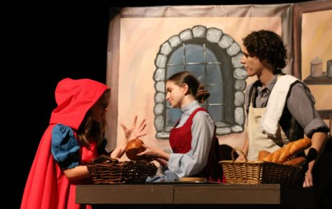 DHS performing arts journeys into the woods with new production