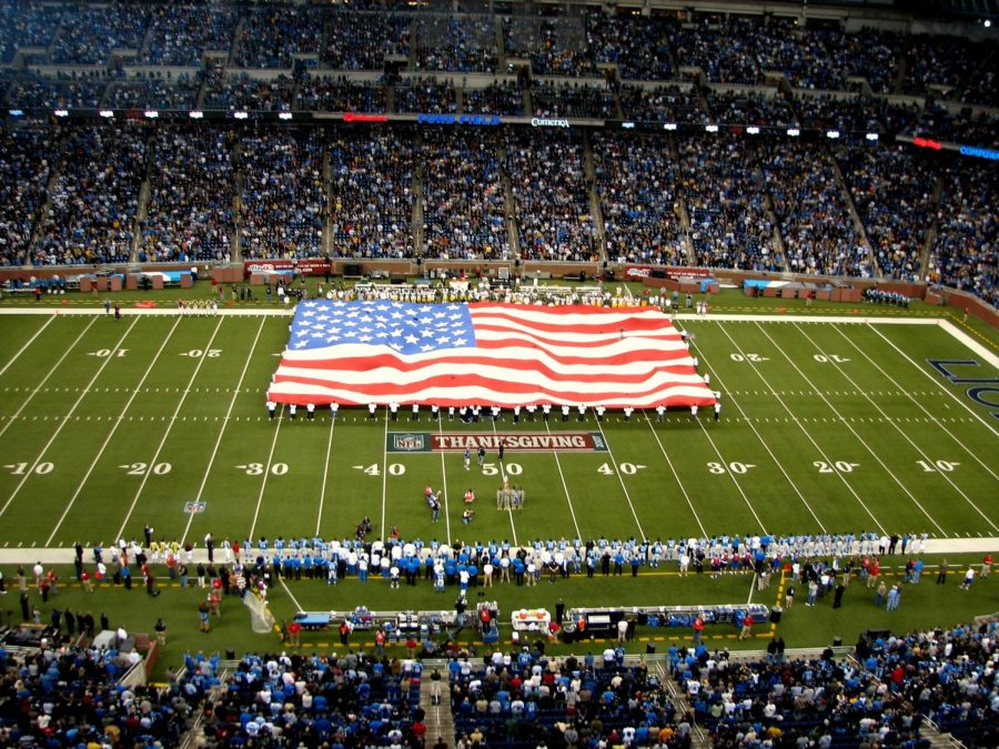 National anthem protests continue in the NFL