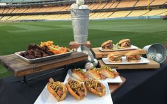 Ranking the weirdest playoff ballpark food