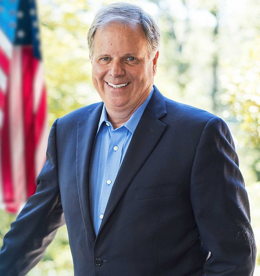 Democrat wins Alabama senate seat