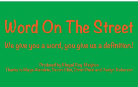 "Dec segment: ""Word on the Street"""