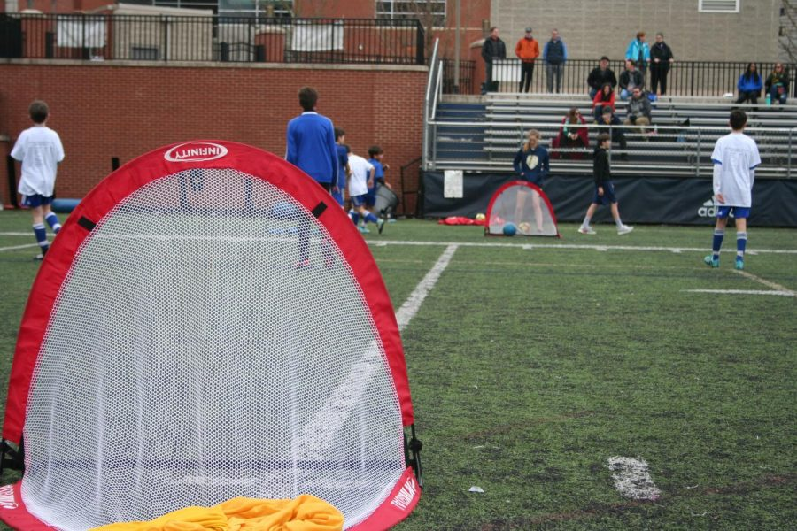 Decatur Soccer hosts youth 3-on-3 tournament