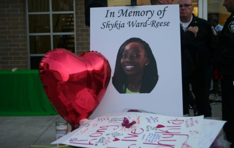 In Memory of Shykia Ward-Reese