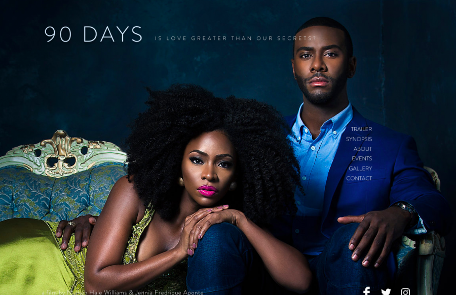 "The film features actors Teyonah Parris and Nic Few. ""90 Days"" is part of a greater initiative to help black women utilize  biomedical HIV prevention strategies through a collaborative campaign called ""Black Women and PrEP."" PrEP, or Pre-exposure Prophylaxis, is a medicine, which if taken daily, can prevent HIV infection. The film was supported by the Black AIDS Institute, Walgreens, and CDC's Act Against AIDS prevention program."