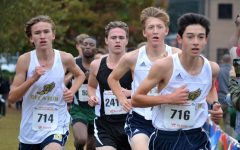 Cross Country races through state meet