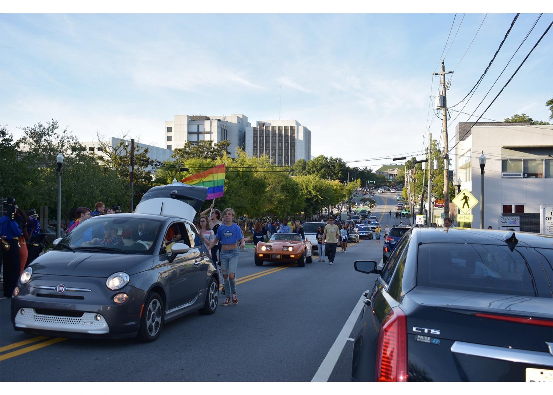 DHS homecoming parade