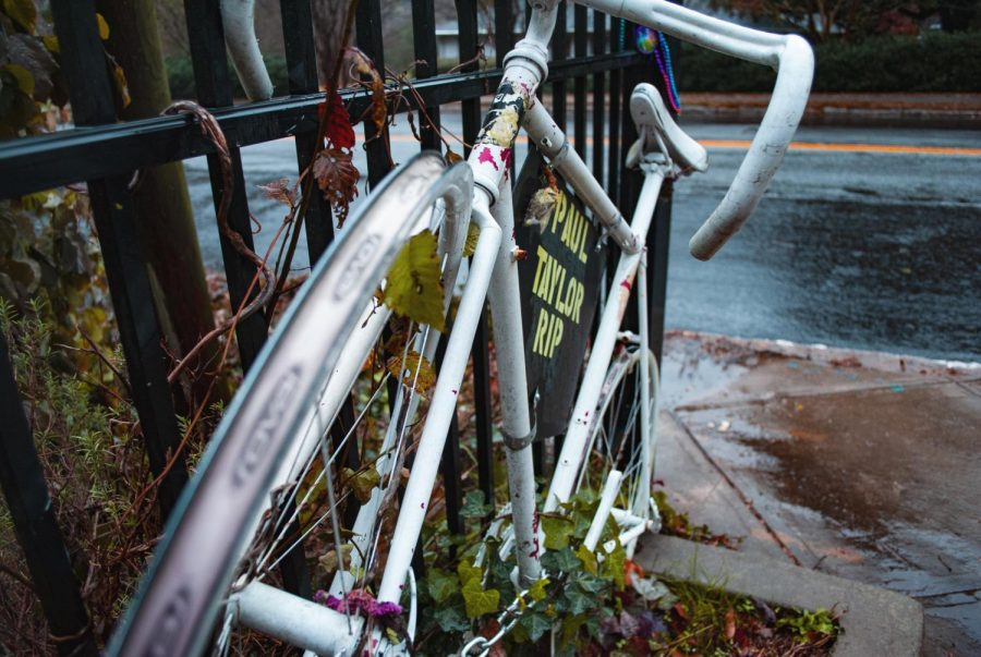 Paul Taylors death from a cycling accident in 2012 exemplified to some the dangers of cycling in Decatur.